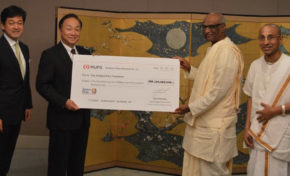MUFG pledges INR 105.1 million towards mid-day meal programme with Akshaya Patra Foundation