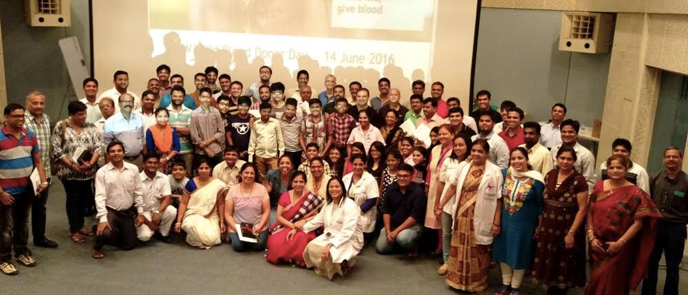 Donors and thalassemia patients forge blood connection at Nanavati Super Speciality Hospital