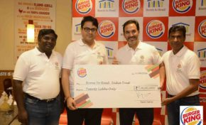 Burger King India partners with Room to Read India for Girl Education Program Impacts several hundreds of girls enrolled in the Girl Education Program across India