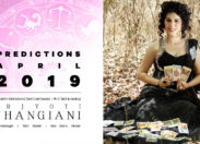 PREDICTIONS APRIL 2019 By : Dr Jyoti Jhangiani