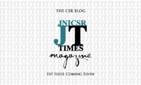Team JNICSR Launching the official first issue of the JNICSR Times | Magazine on 10th October 2016