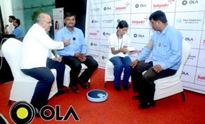 Ola's new initiative raises 'healthy living' awareness amongst its driver-partners