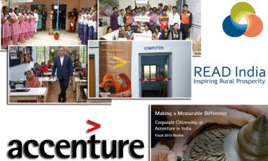 Accenture and READ India Partner to Empower Women in Rural Karnataka India