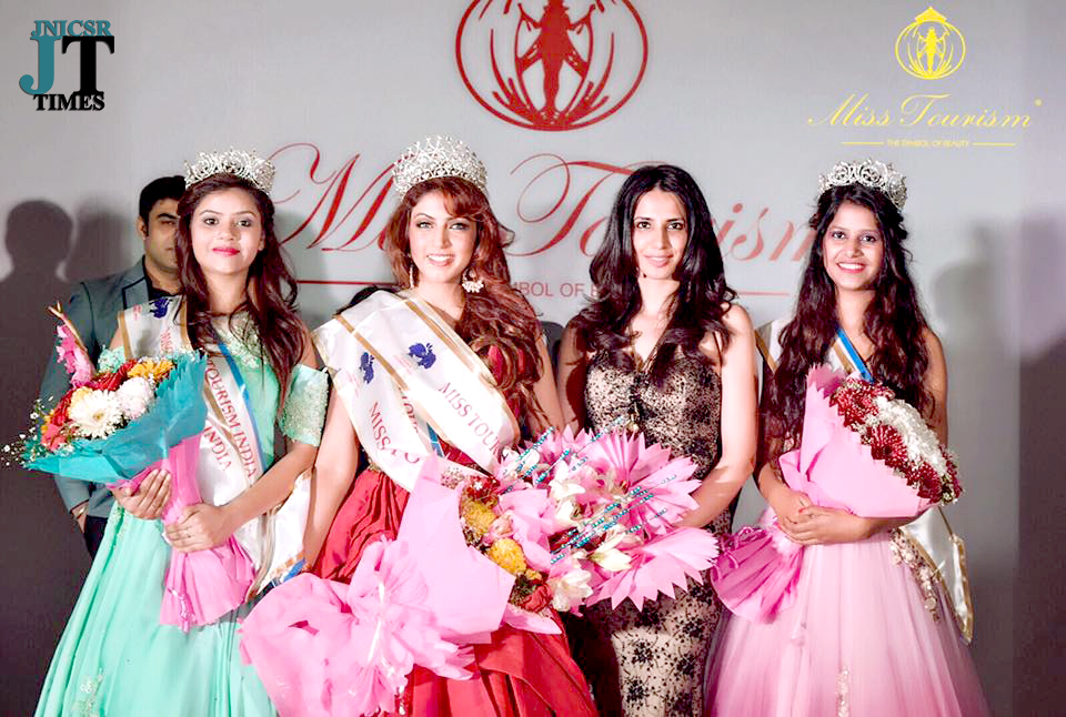 The Guinness World Record holder, crowned Miss India Tourism