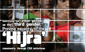 Identifying the 'other gender' as the 'third gender' : Proving equality to the 'Hijra' community through CSR initiatives