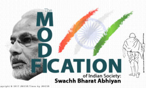 The MODI - FICATION OF INDIAN SOCIETY : Swachh Bharat Abhiyan