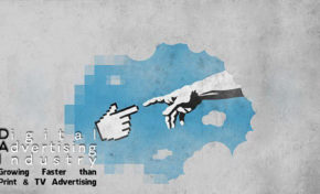 Digital Advertising Industry Growing Faster than Print & TV Advertising