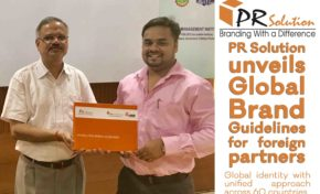 PR Solution unveils Global Brand Guidelines for foreign partners