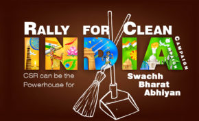 Rally for Clean India Campaign: CSR can be the Powerhouse for Swachh Bharat Abhiyan