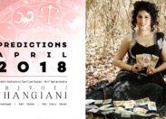 PREDICTIONS APRIL 2018 By : Dr Jyoti Jhangiani