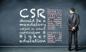 CSR should be a mandatory subject in school curriculum and Higher education