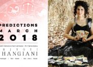 PREDICTIONS MARCH 2018 By : Dr Jyoti Jhangiani