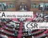 MCA strictly regulating CSR compliance