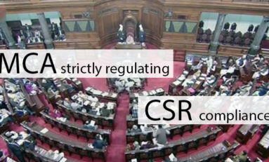 MCA strictly regulating CSR compliance