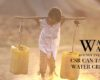 Water water, but not every where CSR can tackle water crisis in India