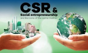 Social entrepreneurship and CSR are like sons of the same mother
