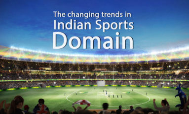 The changing trends in Indian sports domain